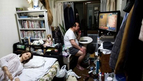 揭秘日本大啃老族,65岁老人啃老30年,父母去世活活饿死家中