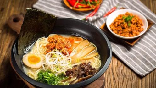 """在日本爆红的""""假中国菜"""",中国吃货表示:我也没吃过!"""
