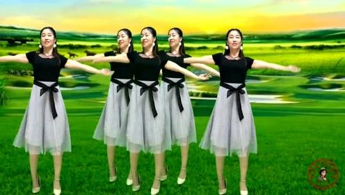 爱情歌曲《相逢是首歌》优美中三舞步