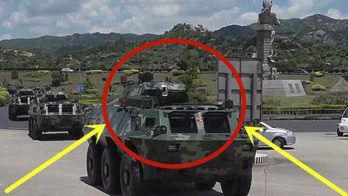"""壮观!大批武警车队集结现场视频曝光,只为参加""""演练""""!"""