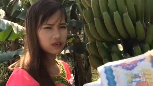 遇到一位缅甸小姐姐,问她两百万缅币彩礼能娶她吗?太搞笑了