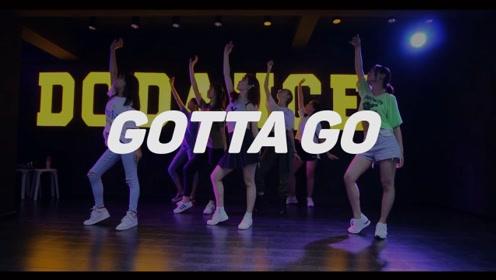 重庆渝北龙酷街舞韩舞班舞蹈展示《Gotta Go》