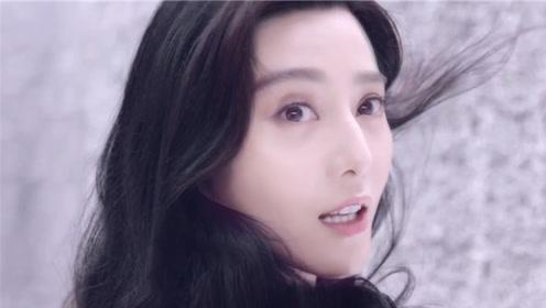 范冰冰拍最新广告大片疑复出 精致五官美得不可方物