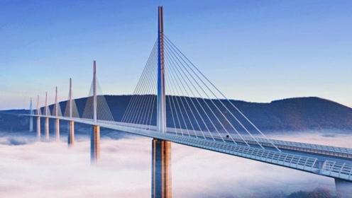 世界最危险的桥:比埃菲尔铁塔还要高,一起来见识下