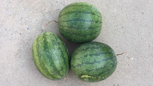 经常买西瓜的要留心,还好知道的及时,现在知道还不迟