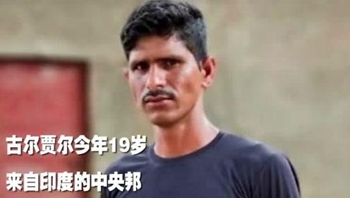 印度19岁男子赤脚百米跑进11秒,豪言能打破短跑世界记录