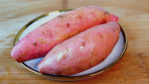 这才是红薯好吃的做法,不煮不烤,孩子天天点名吃,上桌就抢光