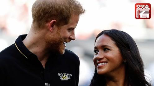 人设崩塌!哈里王子称为环保少生娃 却N次坐奢华专机博王妃一笑