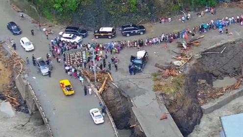 汶川山洪灾害已致8人遇难26人失联 110秒速览消防救援纪实