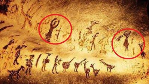 23亿年前隧道被发现,里面刻满壁画,难道人类不是唯一的存在?