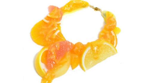 爆红网络的橘子酱项链,还不如这款简单易学的香橙果酱诱人