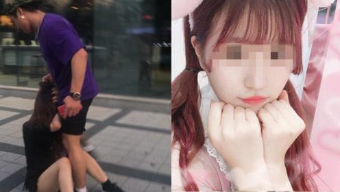 日本女孩韩国旅游被当地男子骚扰,拒绝后竟遭揪发暴打