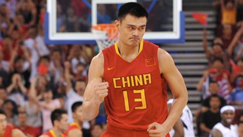 中国男篮北京奥运首战五佳球 姚明三分阿联隔扣甜瓜