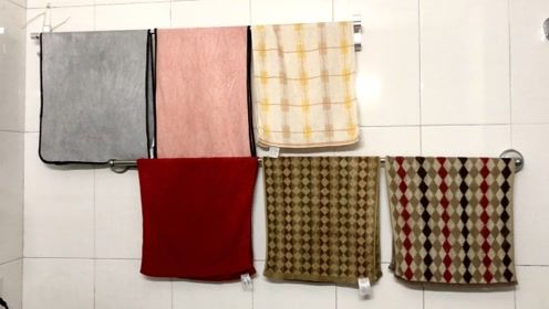 无论家里多有钱,毛巾不能挂在这三个位置,不是迷信,都学学吧