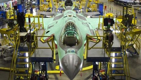 美军禁用中国零件,F35被迫停产?美网友:没中国F35飞不了