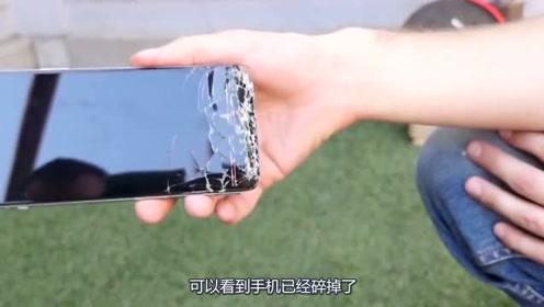 高速旋转的手机还能否正常使用?这个实验见识一下
