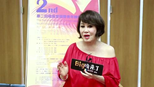 第二届鸣凤堂国际青年影像节专访  靳羽西送上六大建议