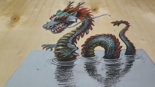 龙真的存在吗?考古学家终于找到龙的原型,原来它们生活在海里