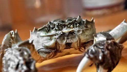 倍儿健康:大闸蟹吃不完怎么办?教你2招保存一周还是活蹦乱跳