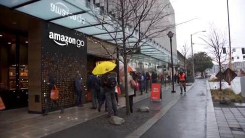 刷脸支付out了?亚马逊测试人手支付全程仅0.3秒