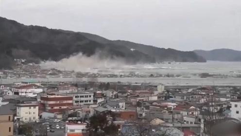 灾难面前都是浮云,可怕的自然灾害,镜头下的悲剧!