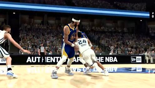 篮球游戏2K20最新宣传片:关键