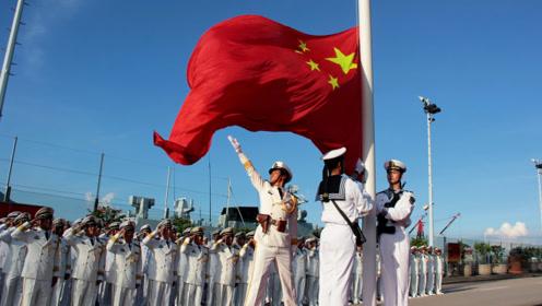 与国旗同框22年!驻港部队发布护旗短片,开头一句话让人泪目