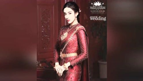 网友厉害了,为《陈情令》换泰国风服装,肖战温柔,师姐惊艳了