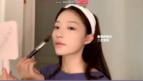 看看杏米色的妆容该如何画吧!这个妆容绝对会让你惊艳!