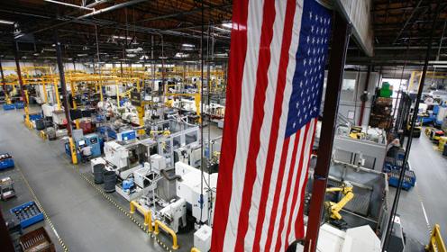 """美媒分析:美国经济衰退或已出现""""最新凶兆"""""""