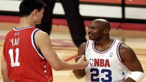 乔丹:中国男篮领袖并非姚明!并说出一个名字,球迷竟无法反驳
