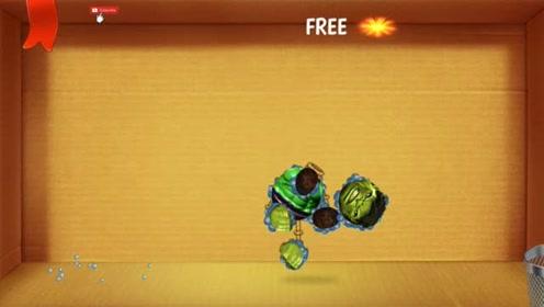疯狂木偶人:生化武器大爆炸vs绿巨人疯狂的刺