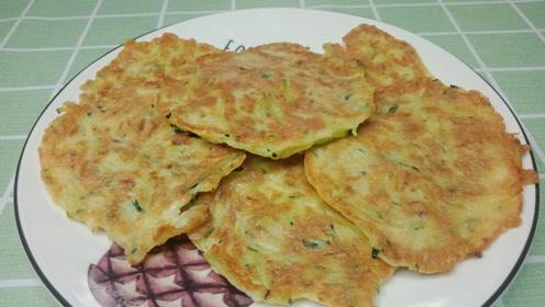 南瓜最好吃的做法,外酥里嫩,做法简单,一上桌全家人抢着吃