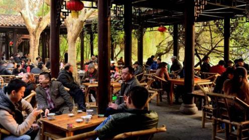 """中国公认""""最懒""""的5座城,喜欢打牌和喝酒,去了就不想离开"""