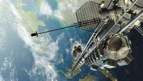 日本设计太空电梯,地球到太空只需7天,网友:太空观光将不是梦