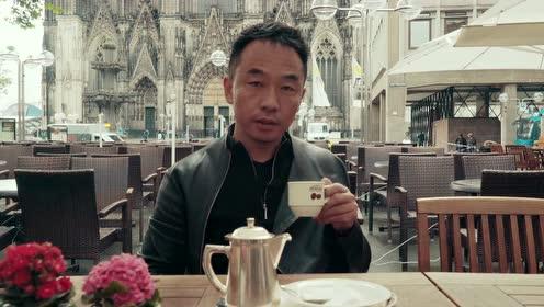 德国:端着咖啡欣赏教堂 感慨这个人类的伟大奇迹