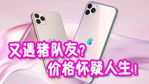 苹果又遇猪队友!iPhone11价格确定,顶配版贵到买不起!