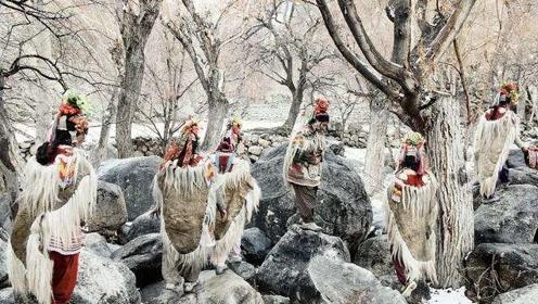 喜马拉雅山神秘原始部落从不与外界通婚 却有开放无比的习俗