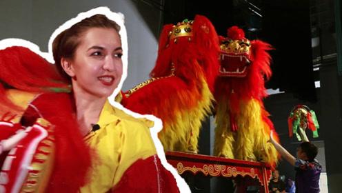 非遗体验 北京白纸坊太狮