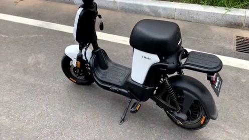 小米3699元HIMO电动自行车,能续航120公里?见识一下