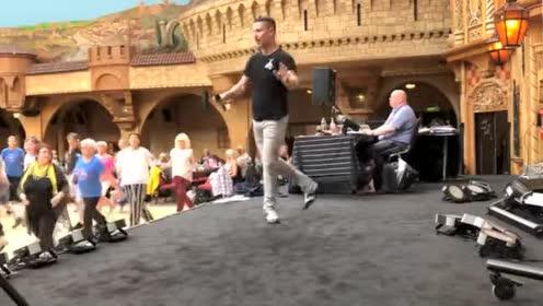 国际排舞51《Moves》舞编西蒙教学演示