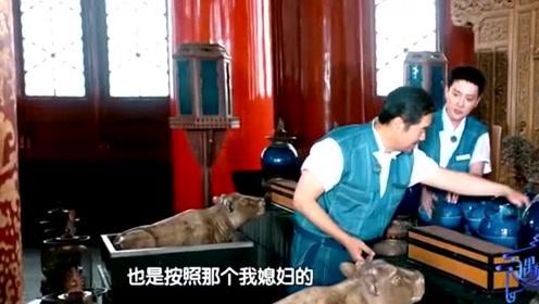 妻管严?冯绍峰称家里都是赵丽颖做主:东西放置都是听我媳妇的