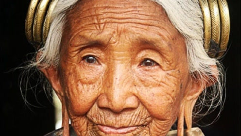 PS大神用高科技还原,90多岁老奶奶年轻样貌,简直太美了!