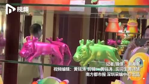 酒店客房里开艺术展厅,43名海内外艺术家参展,艺博会深圳启幕