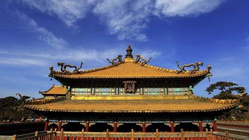我国最烧钱的寺庙,耗费1万两黄金打造800条金龙!实在壕!