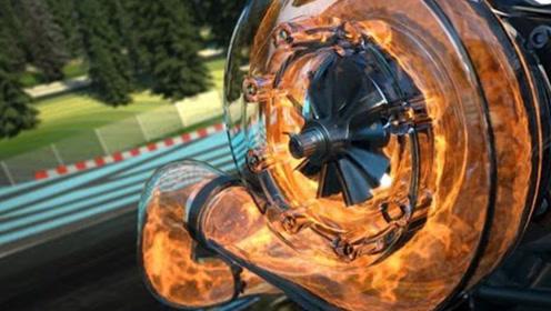 F1赛车为何被称为热血赛车,一脚油门踩下去,震撼竞速刚开始!