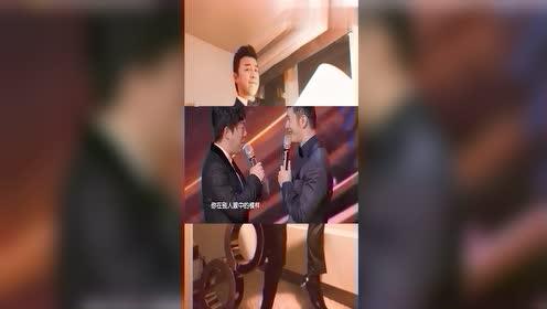 台上黄渤被夸到害羞,跟王菲聊着聊着,竟讲相声了可还行!