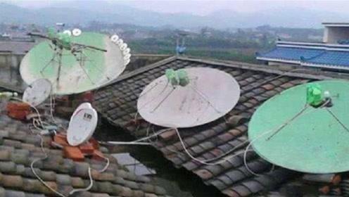 卫星锅究竟能看到什么,为什么要禁止安装?真实原因很少有人知道