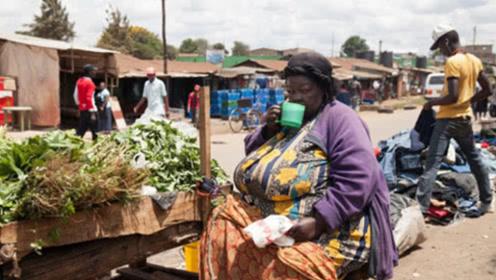 500斤的非洲第一美女,怕丈夫变心辞职陪伴,网友:现代杨贵妃