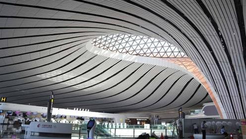 北京大兴国际机场投运在即 2分钟带你实地探访内部无障碍设施